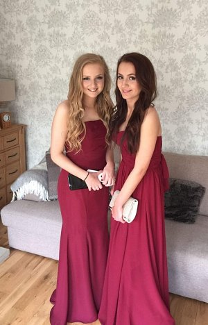 Elle and Rowan Prom Dresses